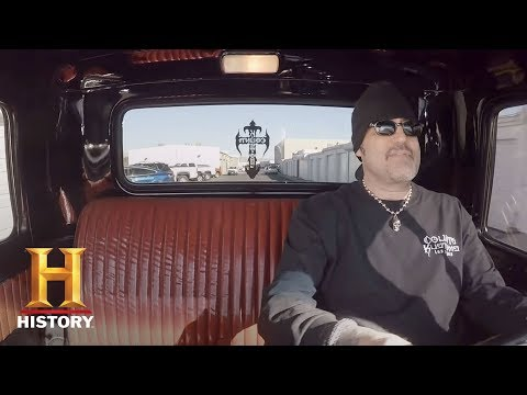 Counting Cars: The Count's New Mobile Office (Season 7, Episode 1) | History