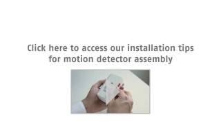 SMARTVEST Tutorial - motion detector app