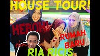 "Video ""HOUSE TOUR"" RUMAH RIA RICIS SEHEBOH INII!! || @dr.shindyputri_ MP3, 3GP, MP4, WEBM, AVI, FLV Januari 2019"