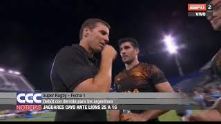 Super Rugby - Fecha 1
