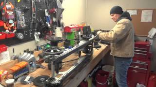 10. Yamaha Apex slider replacement