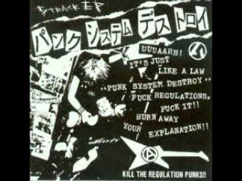 defector - 01-Defector-No Control 0:00 02-Defector-Attack To The Arse 1:01 03-Defector-Punk System Destroy 2:38 04-Defector-Society Distort 4:47 05-Defector-Lunatic Ann...