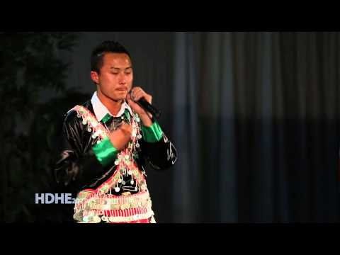 Fresno Hmong International New Year 2013 Singing Competition Rnd 3 – Thaiv Vaj (Winner)