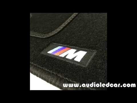 Alfombrillas para AUDI, Volkswagen, BMW, Seat y AUDI modelos S-Line, GTi, R-Line y pack M