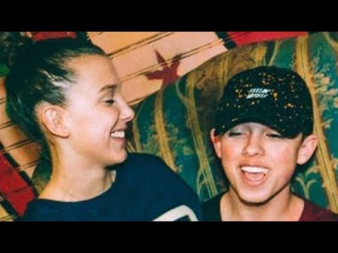Quotes about happiness - Millie Bobby Brown CONFIRMS Jacob Sartorius Relationship With V-Day Post