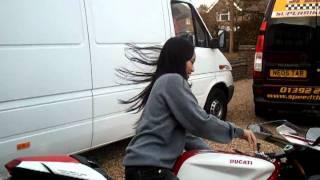 8. em & Ducati 1098R Bayliss Limited Edition