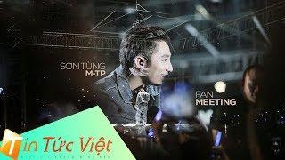 """Tối 8/7 tại Hà Nội, buổi fan meeting M-TP & Friends của Sơn Tùng đã diễn ra tại Hà Nội. Với 5000 fan hâm mộ tham dự, sân khấu được thiết kế vô cùng đặc biệt 360 độ, âm nhạc được đầu tư chỉn chu không thua kém một liveshow, M-TP & Friends xứng đáng là fan meeting lớn nhất Việt Nam.► Subscribe: http://bit.ly/TinTucVietTin Tức Việt là Kênh tổng hợp những sự kiện, tin tức mới nhất trong ngày. Kênh tin mới nhất cập nhật Video liên tục mỗi ngày, các bạn có thể bấm nút """"Đăng ký"""" để không bỏ lỡ qua các Video hay nhất trên Kênh của chúng tôi.Lưu ý: Kênh """"Tin Tức Việt"""" không sở hữu tất cả tư liệu được sử dụng trong Video này. Mọi thắc mắc về bản quyền, tài trợ, quảng cáo, cộng tác vui lòng liên hệ email: minhtuan2424@gmail.com"""