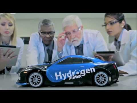 Scientists race radio control cars