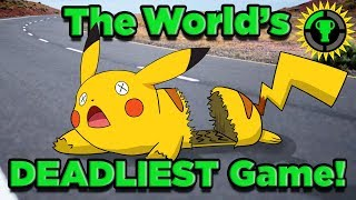 game theory  warning  pokemon may cause death!