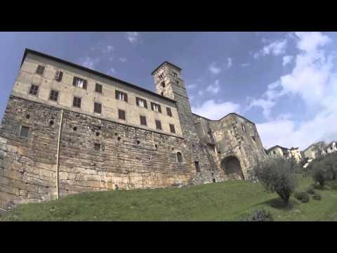 L'Acropoli di Ferentino vista dall'Orto Del Vescovo