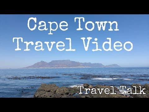 Cape Town Travel Video