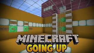 De haut en bas ! | Going up - Map Puzzle