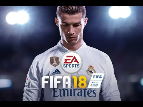 DOWNLOAD FIFA 14 MOD FIFA 18 - 850 MB OFFLINE HIGH GRAFIK FULL UPDATE TRANSFER