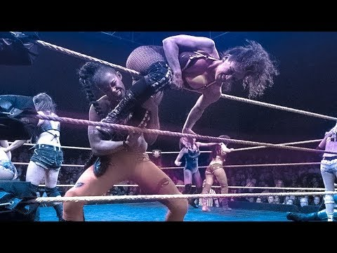 Challenges With The WWE Women's Royal Rumble Match