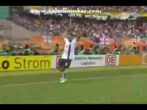 Ghana derrota a Estados Unidos en el mundial de Alemania 2006