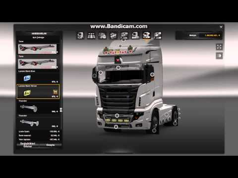 Scania Evolution  1.16.x