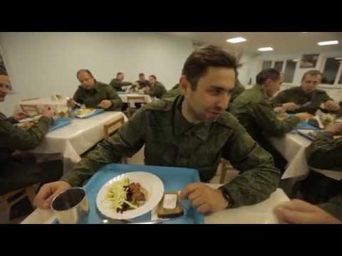 День 1 - Большой тест-драйв в армии - Батарея Стиллавина - DomaVideo.Ru