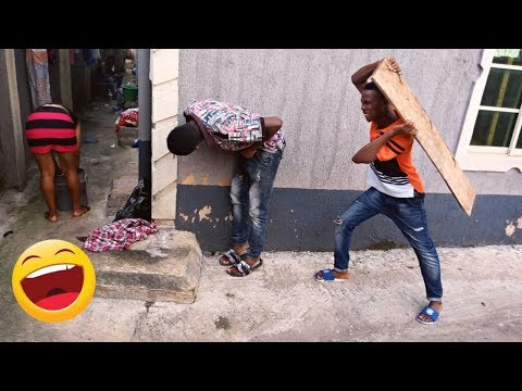SOAPY With Super Glue (East Comedy) (Episode 42) **Naira Marley Soapy