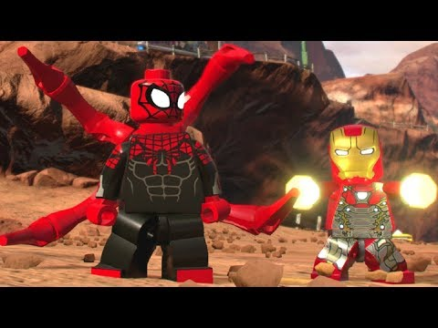 LEGO Marvel Super Heroes 2 - Superior Spider-Man Unlock + Free Roam