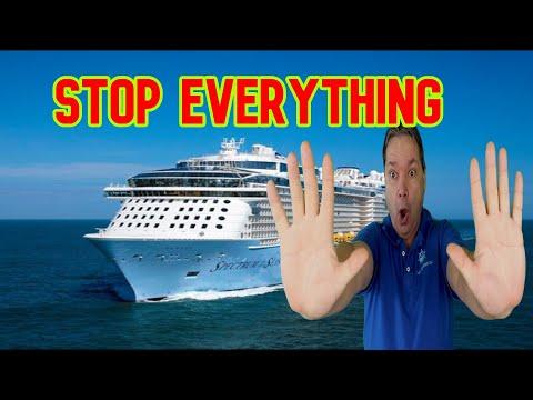 Royal Caribbean Says No Sail Order May End This Week - Cruise Ship News