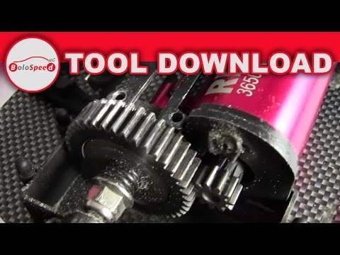 RC Gearing, Speed,  Pinion &  Co -  SPEED UP YOUR BRUSHLESS CAR