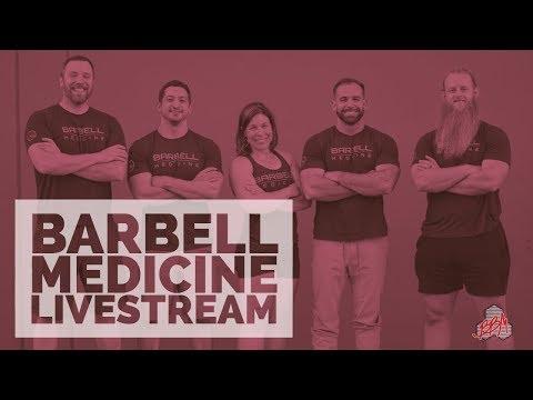 Barbell Medicine Live Stream #15 9.22.2018