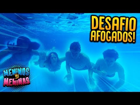 Video MENINOS VS MENINAS: DESAFIO MAIS DIFÍCIL DA PISCINA!! ( DEU RUIM ) [ REZENDE EVIL ] download in MP3, 3GP, MP4, WEBM, AVI, FLV January 2017