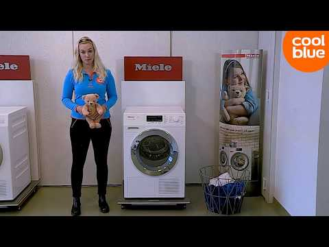 Miele TKG 850 Droger Review (Nederlands)