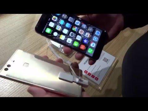 Huawei P9 Plus vs Apple iPhone 6S Plus ITA