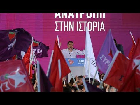Αλ. Τσίπρας: Η μεγάλη ανατροπή της Κυριακής είναι ζήτημα συνείδησης…
