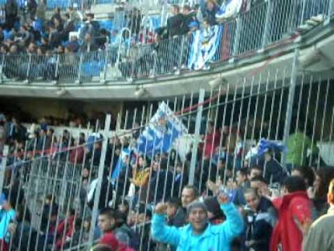 Gol de Apoño, Malaga CF 1 - Athletico de Madrid 1