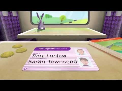 Two Together Railcard TV Ad