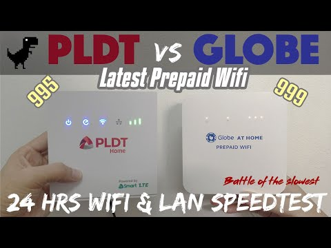 PLDT vs GLOBE ( 2020 LATEST PREPAID WIFI COMPARISON)