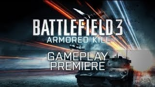 Видео Battlefield 3: Armored Kill