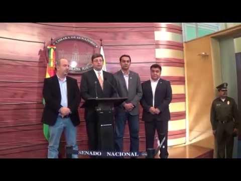 Oposicion felicita intervencion de Bolivia ante Tribunal de La Haya