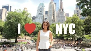 Vlog 17 - My Week In New York City!!