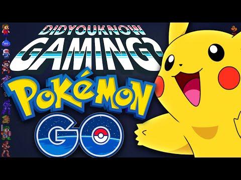 Co víte o hrách? - Pokémon GO