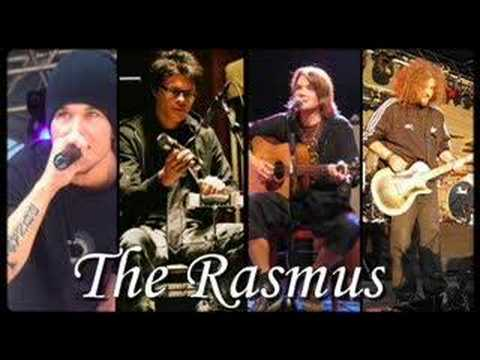 Tekst piosenki The Rasmus - Someone else po polsku