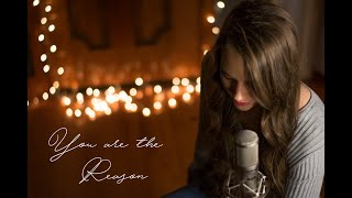 Video You Are The Reason - Calum Scott | Laura Huggett ( Girl Cover ) MP3, 3GP, MP4, WEBM, AVI, FLV Juni 2018