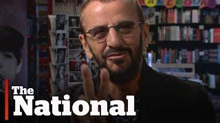 Video Ringo Starr Interview with Peter Mansbridge MP3, 3GP, MP4, WEBM, AVI, FLV Juli 2018