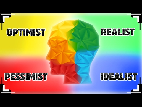 Are You an Optimist, Pessimist, or Realist?