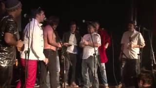 Video BUZERANT pokřtil chřestem VAGYNY! CD Zřejmě humor