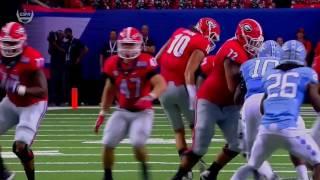 Highlights: Georgia vs North Carolina 2016