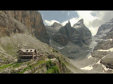 I Rifugi del Trentino