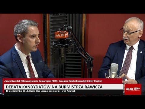 Wideo1: Debata kandydatów na burmistrza Rawicza
