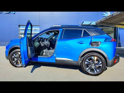New Peugeot e2008 GT Line 2020 Review | First Electric SUV made by Peugeot