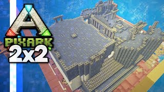 Why PixARK is better than ARK! • PixARK 2x2 Server