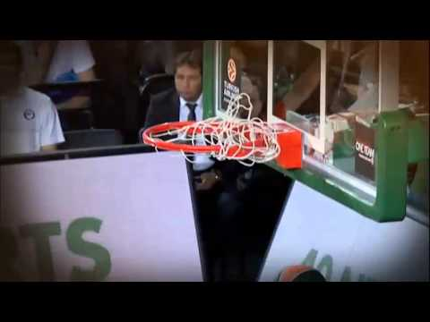 Euroleague Basketball: Panathinaikos BC – Τσεντεβίτα