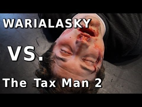 Warialasky - Mike forgets the tax deadline again, and the tax man is back to collect. Follow us on Twitter: http://www.twitter.com/warialasky Like us on Facebook: http://...