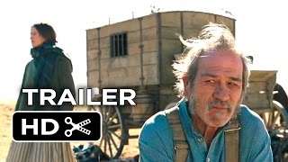 The Homesman Official US Release Trailer (2014) - Tommy Lee Jones, Hilary Swank Western HD - YouTube